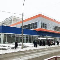 Здание магазина смешанных товаров с подземной автостоянкой по ул. Новосибирская. Проектная организация: «АкадемСтрой»