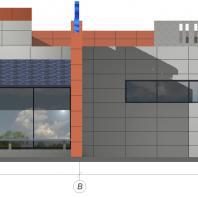 Проект придорожного кафе-бистро. Проектная мастерская «АПМ-Сайт»