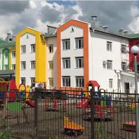 Детский сад в микрорайоне Подгорный г. Искитима Новосибирской области | Проектирование: ООО «АкадемСтрой НСК»