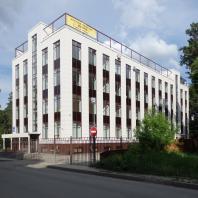«Центр световых технологий». Новосибирск, ул. Новая, 28. Архитектор Сергей Косинов