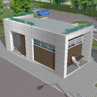 Концепция развития рекреационной зоны «Приморье». Проектная мастерская «АПМ-Сайт». Новосибирск